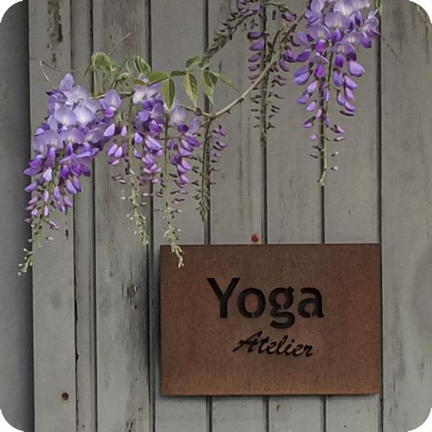 Yoga-bauwe regen